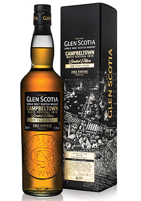 Campbeltown Malts Festival 2019 Limited Edition Rum Cask Finish