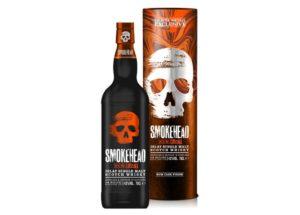 Nová whisky Smokehead Rum Riot