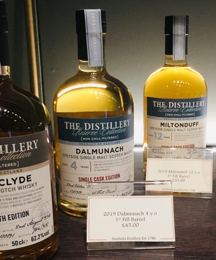 whisky Dalmunach