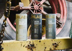 Bruichladdich Barley Exploration