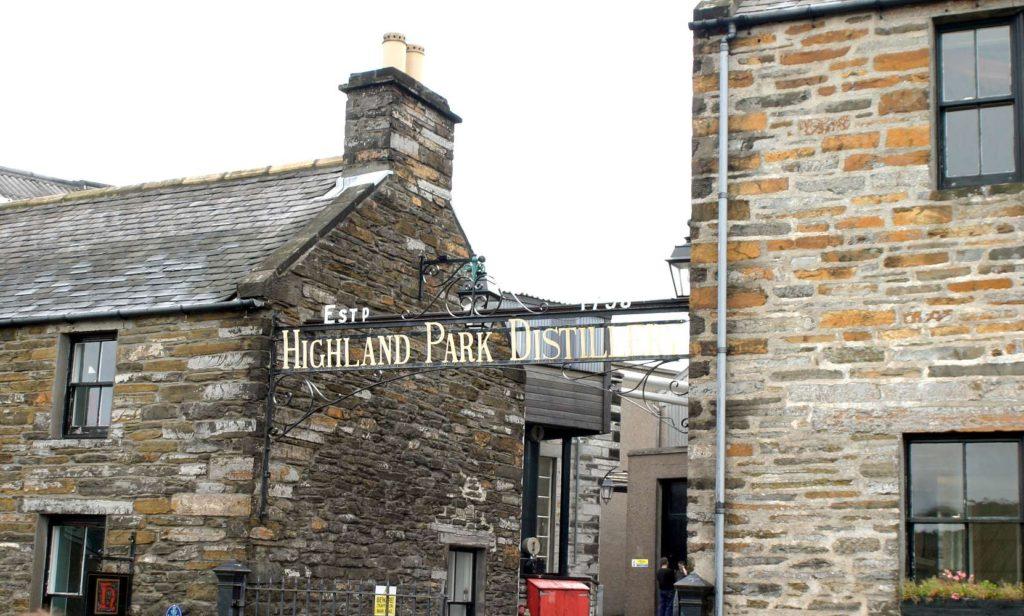 Palírna Highland Park
