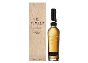 Nové whisky Bimber the First