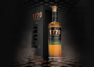 Whisky Glasgow 1770 Peated Release No. 1