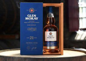 Nové whisky Glen Moray 21 Year Old Portwood Finish