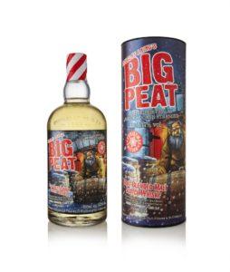 Nová whisky Big Peat's Christmas 2019 Edition