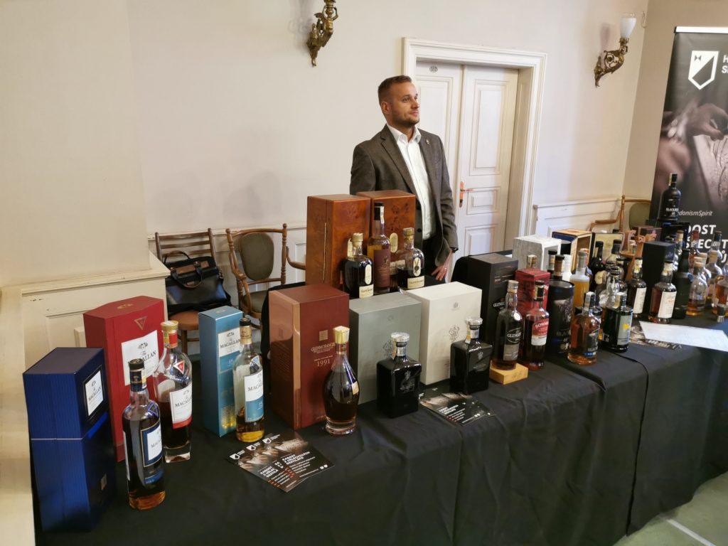 Raritní whisky v nabídce Hedonism Spirit (www.hedonismspirit.cz) byly neodolatelné a se zasvěceným komentářem
