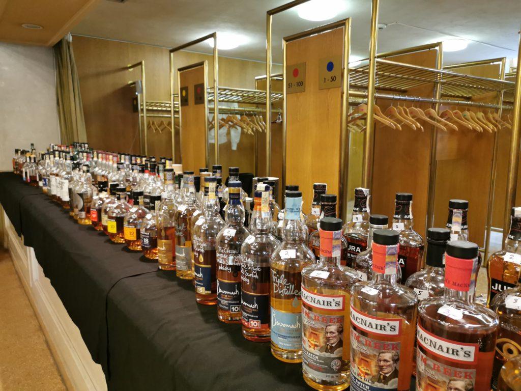 Přítomen byl i WhiskyFestival bar