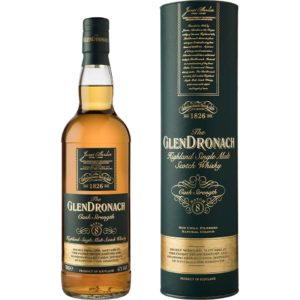 Nová whisky GlenDronach Cask Strength Batch 8