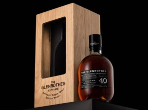 Nová whisky Glenrothes 40 Year Old
