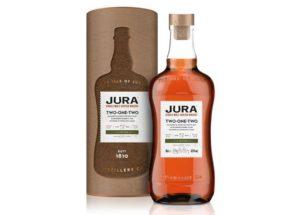 Nová whisky Jura Two-One-Two #1