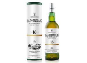 Nová whisky Laphroaig 16yo