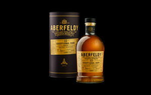 Nová whisky Aberfeldy Exceptional Cask 15 Year Old Sherry Finish