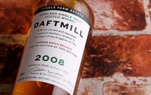 Nová whisky Daftmill Single Cask 2008