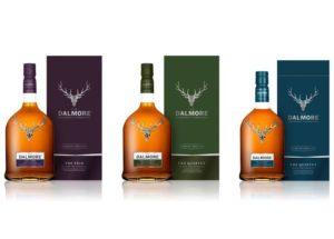 Nová whisky Dalmore travel retail řada