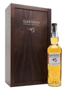 Nová whisky Glen Scotia 45 Year Old