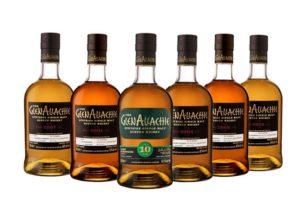 Nová whisky GlenAllachie Cask Strength Batch 3