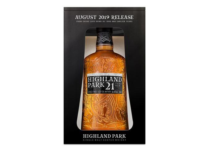 Nová whisky Highland Park 21 Year Old