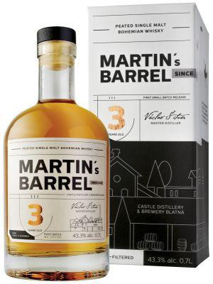 Martin's Barrel