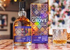 Nová whisky Nectar Grove