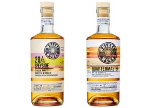 Nová whisky Whisky Works Quartermaster a Speyside 20 Year Old