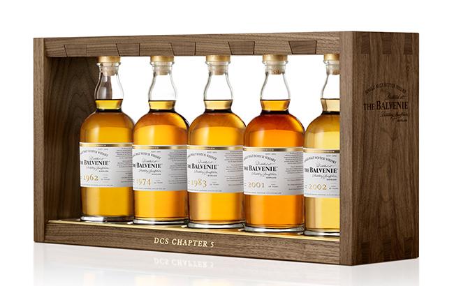 Nová whisky Balvenie