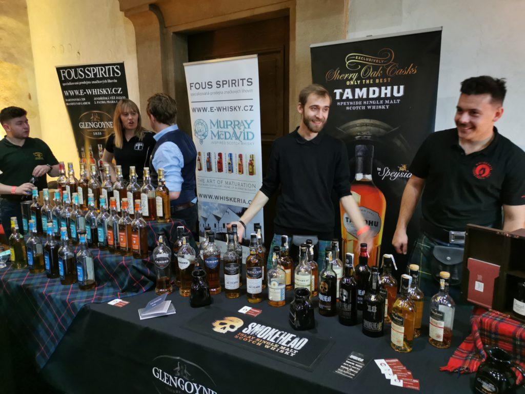 Whisky life Fous Spirits