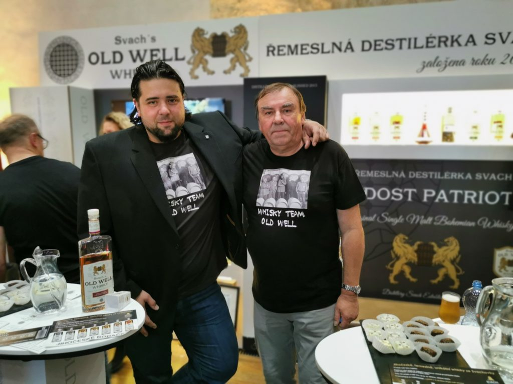 Whisky life palírna Svach