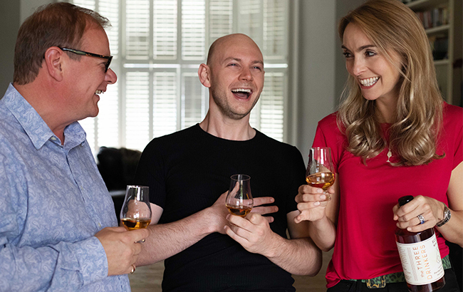 Nová whisky
