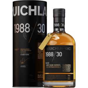 "Nová whisky Bruichladdich Rare Cask Series ""The Untouchable"""