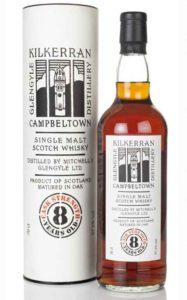 nová whisky Kilkerran 8 Year Old Cask Strength