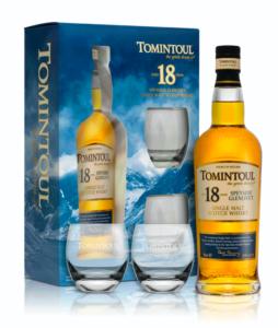 Nová whisky Tomintoul 18 Year Old