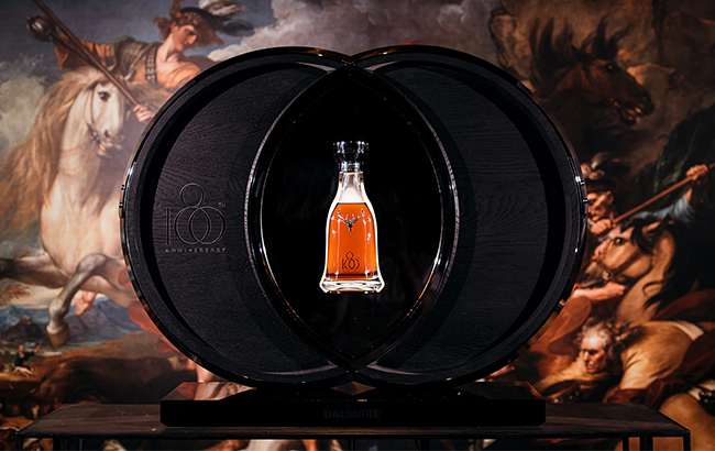 Nová whisky Dalmore 60yo