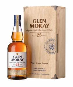Nová whisky Glen Moray