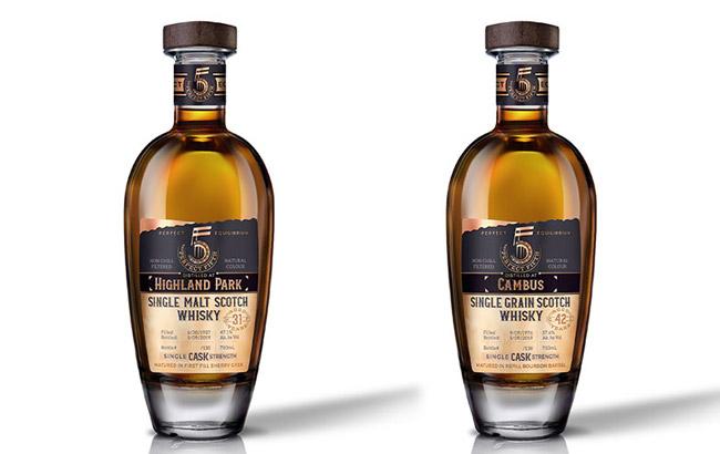 Nová whisky Perfect Fifth