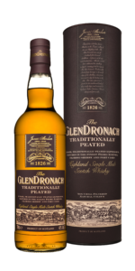 Nová whisky GlenDronach Traditionally Peated
