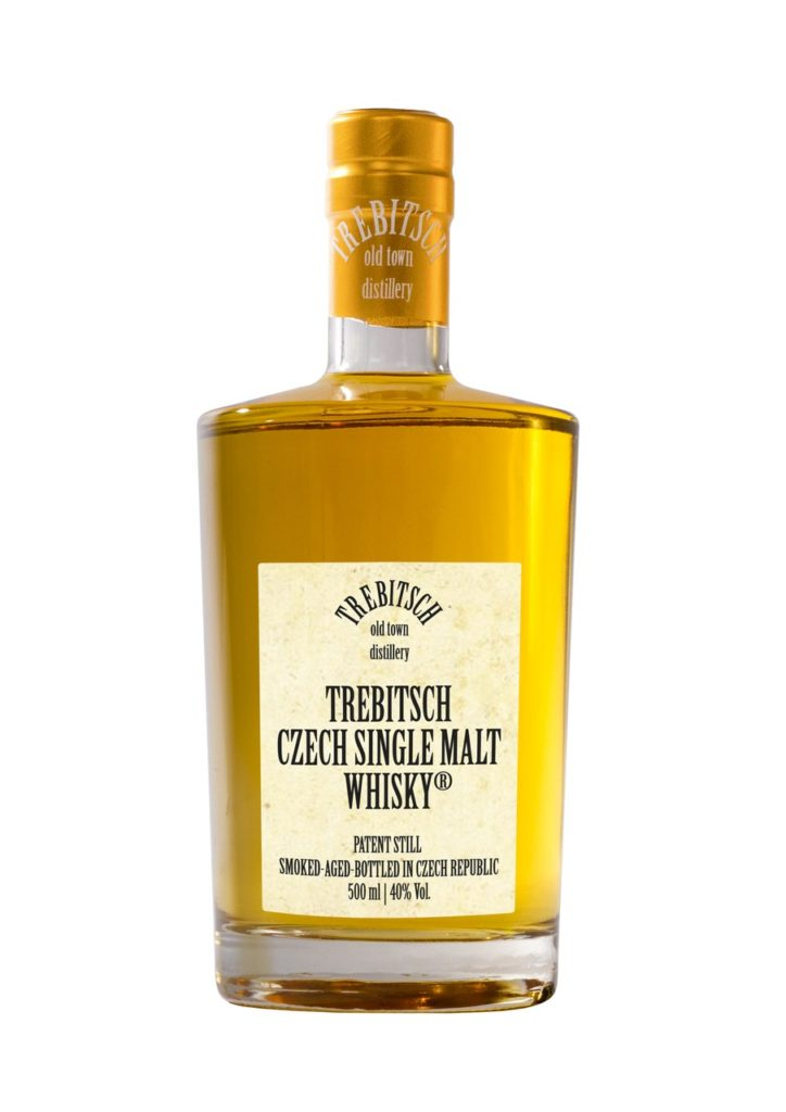 Trebitsch Czech Single Malt Whisky