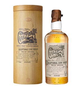 Nová whisky Cragellachie