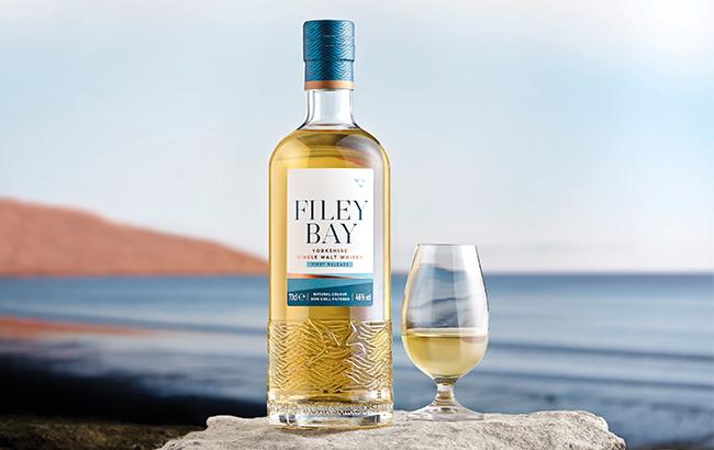Nová whisky Filey Bay