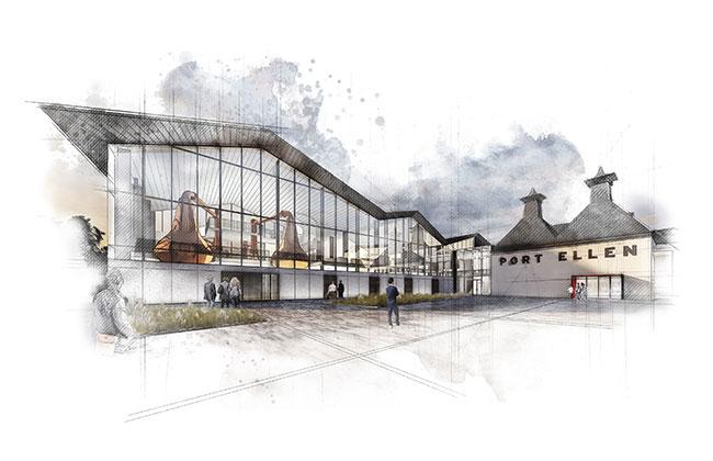historie skotské whisky - I palírna Port Ellen znovu ožije