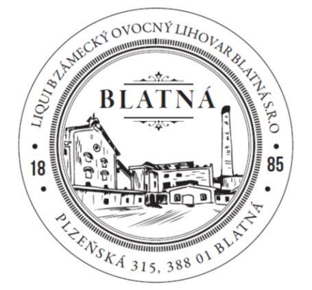 Česká whisky Zámecká palírna Blatná
