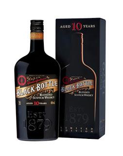 Nová whisky Black Bottle