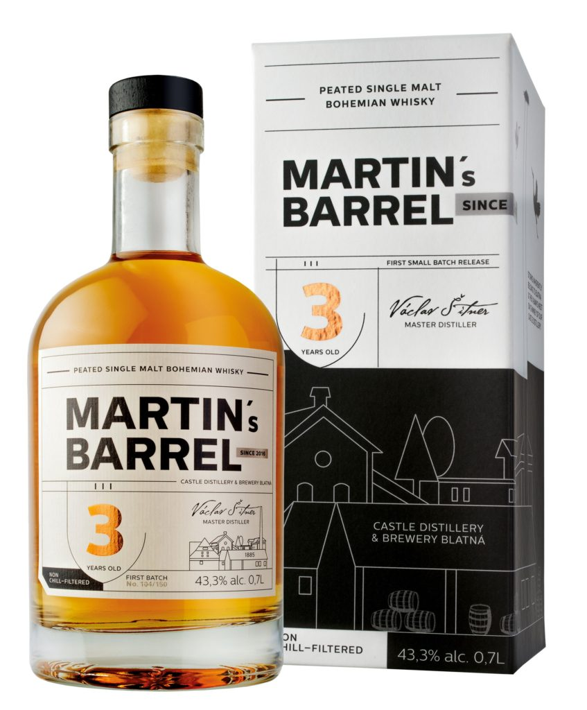 Recenze whisky Martin's Barrel