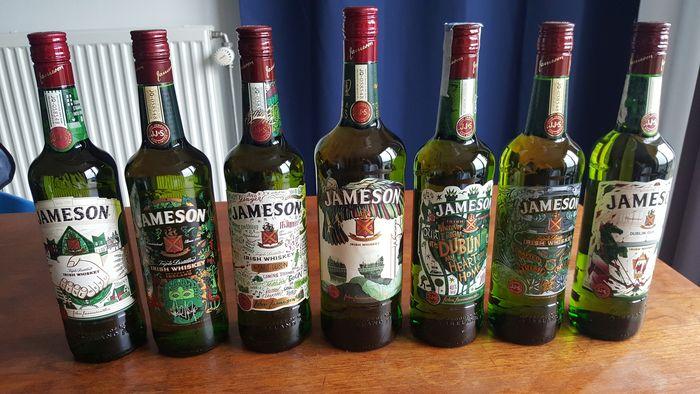 Jameson 2013 - 2019