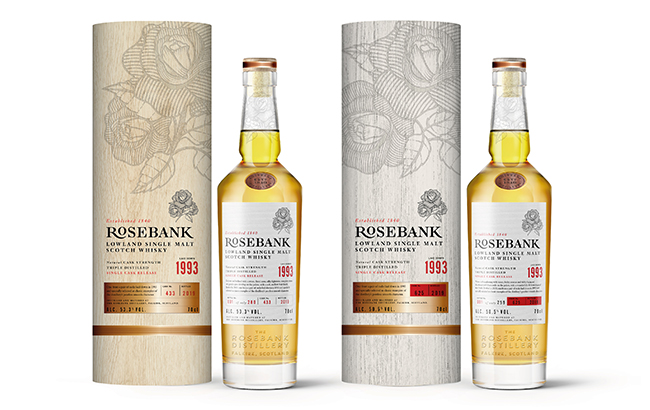 Nová whisky Rosebank