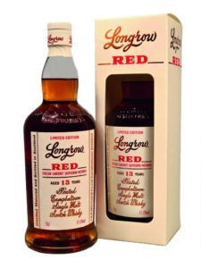 Nová whisky Longrow Red 13yo