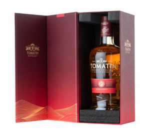 Nová whisky Tomatin 21 Years Old