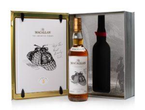 Nová whisky Macallan Folio 5