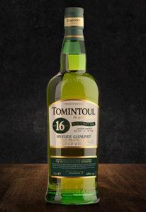 Nová whisky Tomintoul