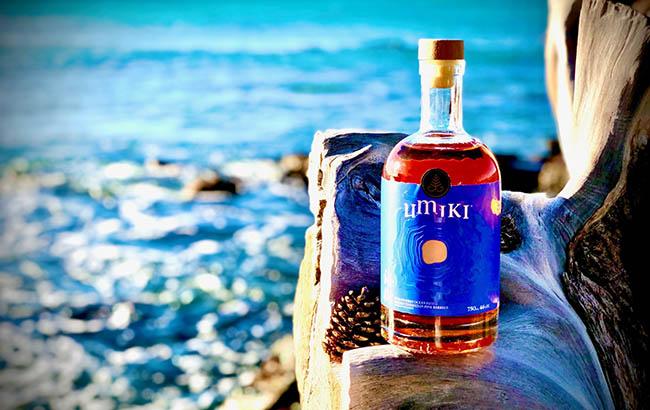 Nová whisky Umiki