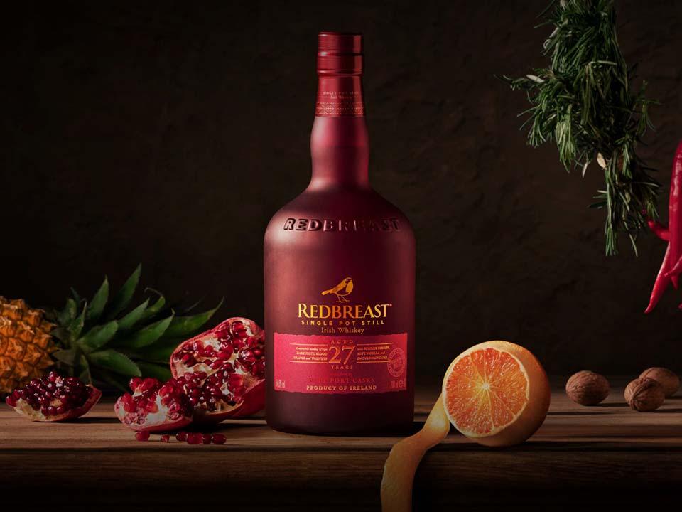 Nová whisky Redbreast 27 Year Old